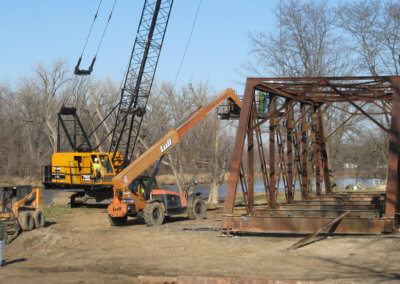 Ottumwa Bridge Removal 16