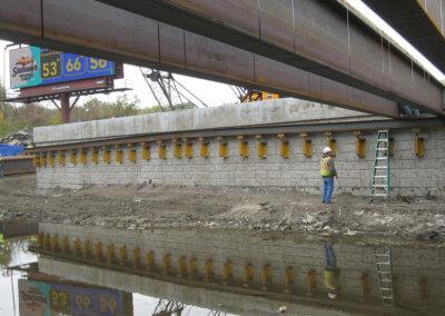 Grand Avenue Bridge Construction 12
