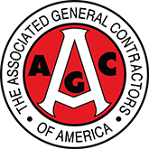 The logo for the Associated General Contractors of America.