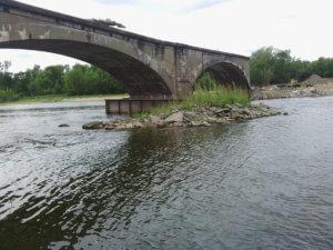 LaPorte City bridge
