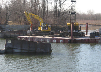 Ottumwa Bridge Removal 15