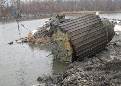 Ottumwa Bridge Removal 13