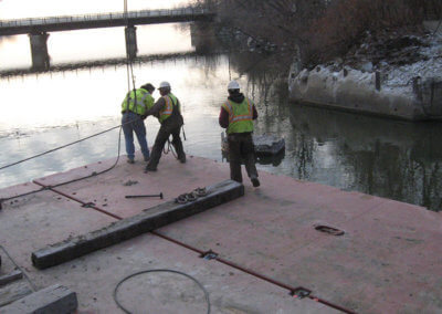 Ottumwa Bridge Removal 11