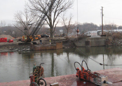 Ottumwa Bridge Removal 10