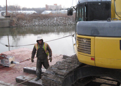Ottumwa Bridge Removal 9