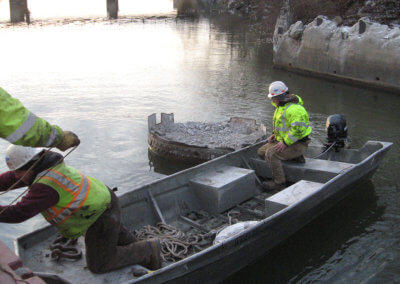 Ottumwa Bridge Removal 7