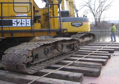 Ottumwa Bridge Removal 6