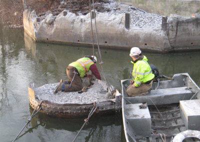Ottumwa Bridge Removal 4