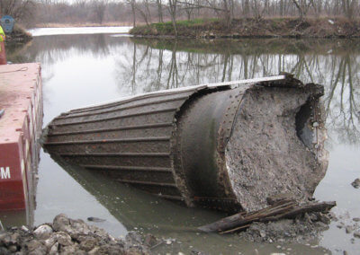 Ottumwa Bridge Removal 2