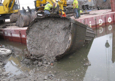 Ottumwa Bridge Removal 1