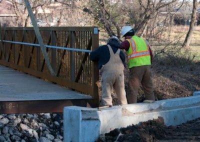 Bridge inspection