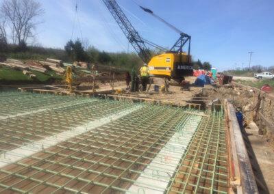 Otter Creek Bridge Project