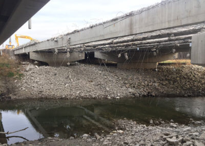 Warren County Bridge Demo