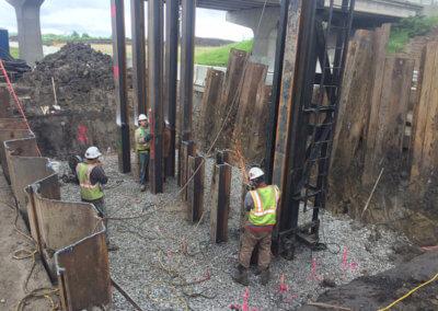Bridge Construction Warren County