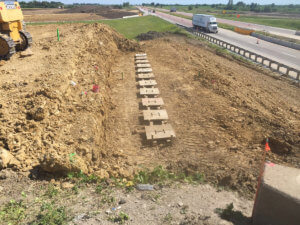 Groundwork is laid for the Warren County Bridge Project.