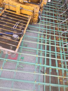 Warren County construction materials.