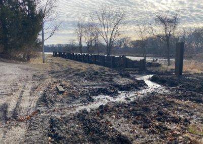 City of Des Moines Sheet Pile Repair | Polk County | 2019/2020